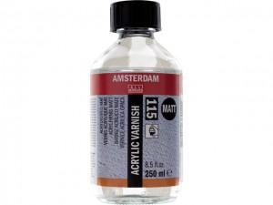Amsterdam akrilni mat lak 250ml