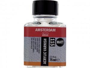 Amsterdam akrilni mat lak 75ml