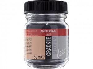 Amsterdam crackle medium