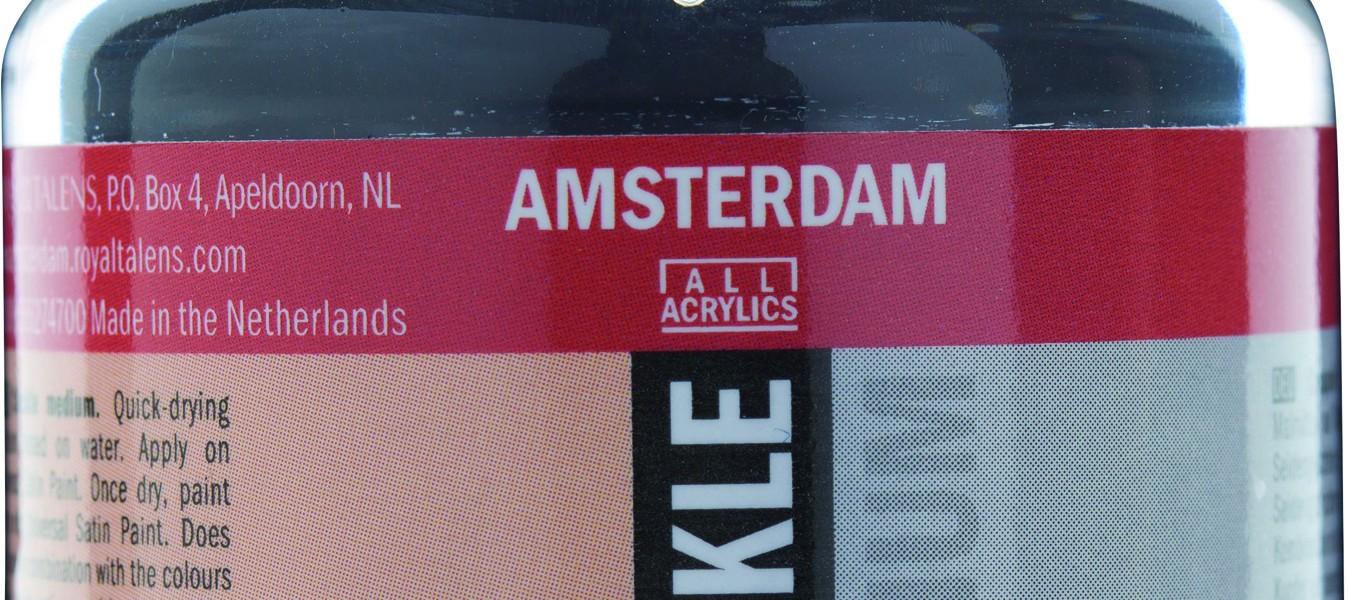 Amsterdam crakle medium