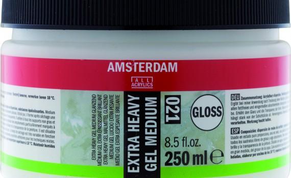 Amsterdam ekstra gust gel medijum sjajni