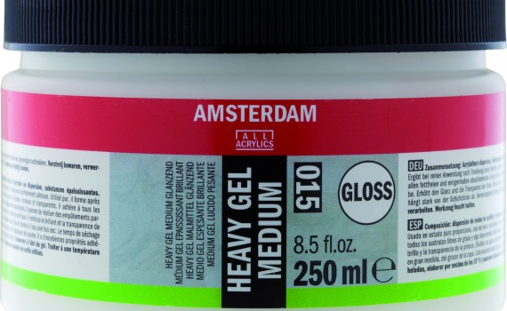 Amsterdam gusti gel medium sjajni