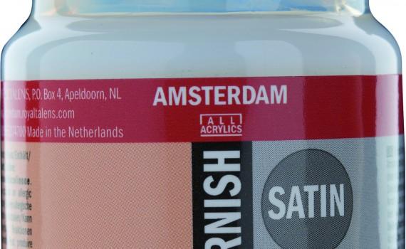 Amsterdam mat lak