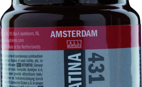 Amsterdam patina