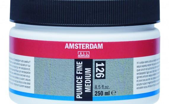Amsterdam pumice finozrn medijum