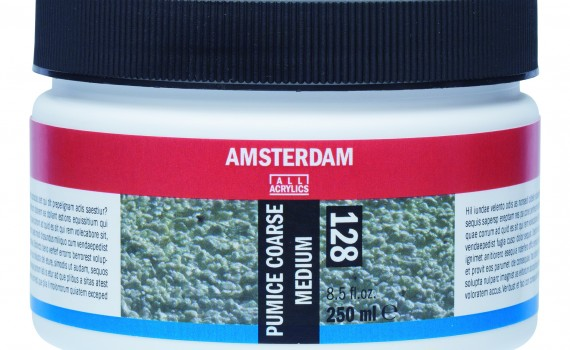 Amsterdam pumice grubi medijum
