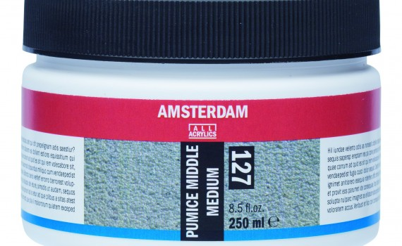 Amsterdam pumice srednjezrn medijum
