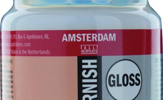 Amsterdam sjajni lak
