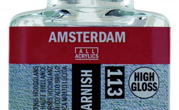Amsterdam vrlo sjajni akrilik lak